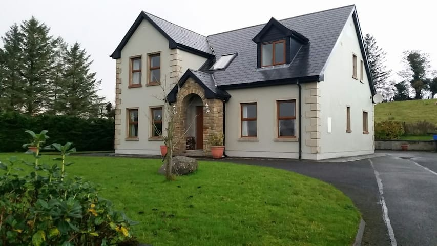House near Donegal town for Xmas