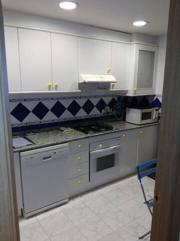 Habitación cama doble hinchable - Mas Camarena - Alpstuga