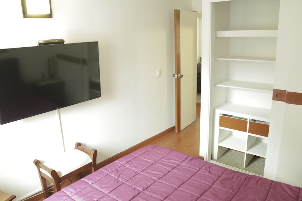 Suite Cuarto 1 / Smart TV