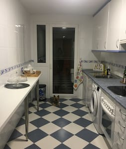 Habitacion amplia con baño privado. - Rivas-Vaciamadrid - บ้าน