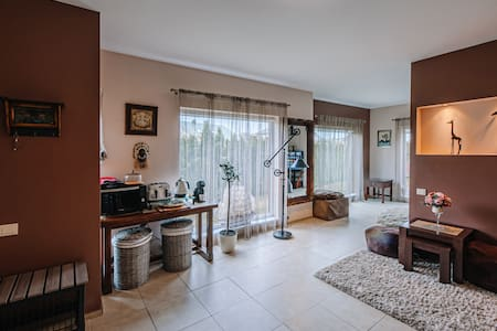 Calm and private apartment in Kaunas(FREE PARKING)