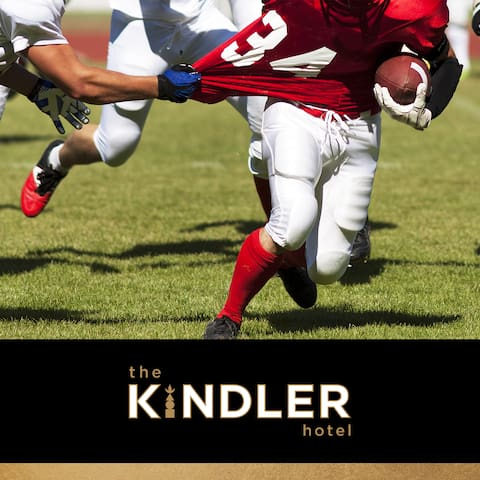 Husker Nation-Get in the Game at The Kindler Hotel