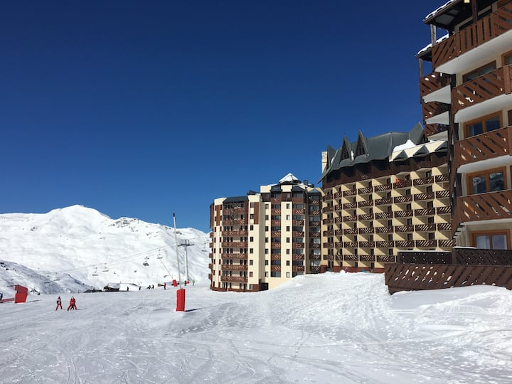 Apartment 4 people Val Thorens