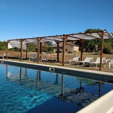 Pool 5x16m