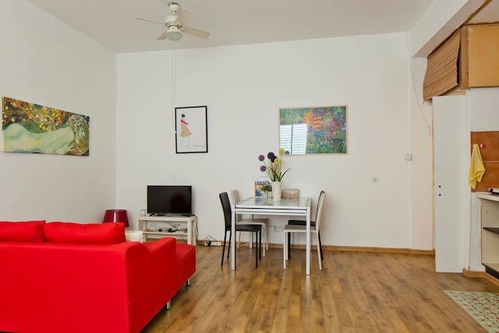 amir's place by the sea - Tel Aviv-Yafo - Apartment