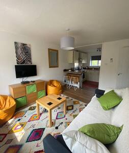 Glastonbury - Sole use of refurbished apartment.