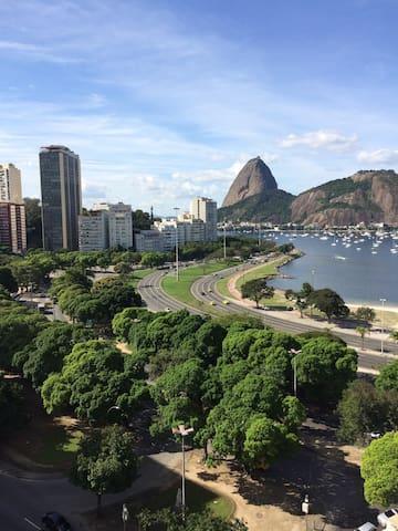 Vista mais bonita do Mundo - Rio de Janeiro - Apartemen