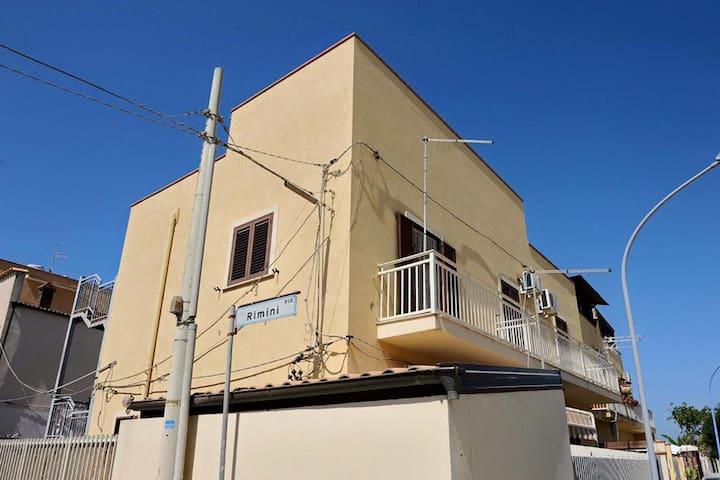 La casetta di Nonna Rosa - Villaggio Mosè - Daire