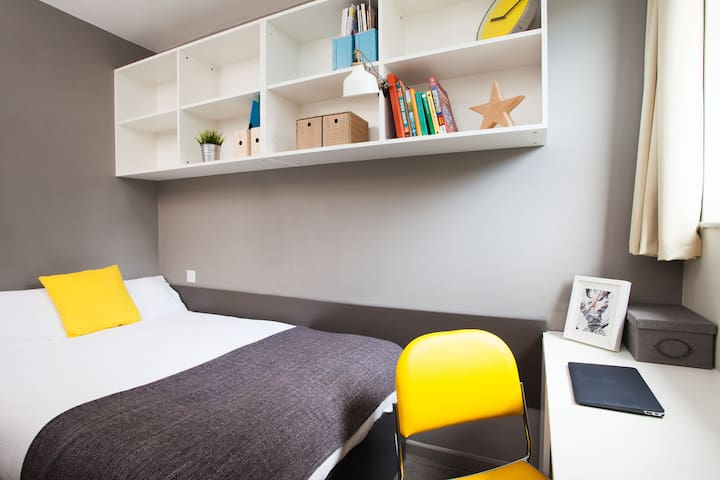 Premium Student-Only Ensuite Rooms Manchester