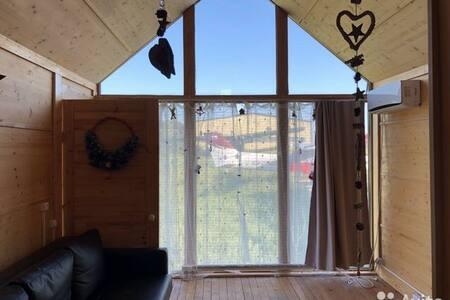 Уютный мини дом на Аэродроме