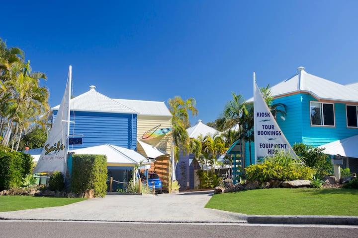 Sails Lifestyle Resort, Peregian Beach.