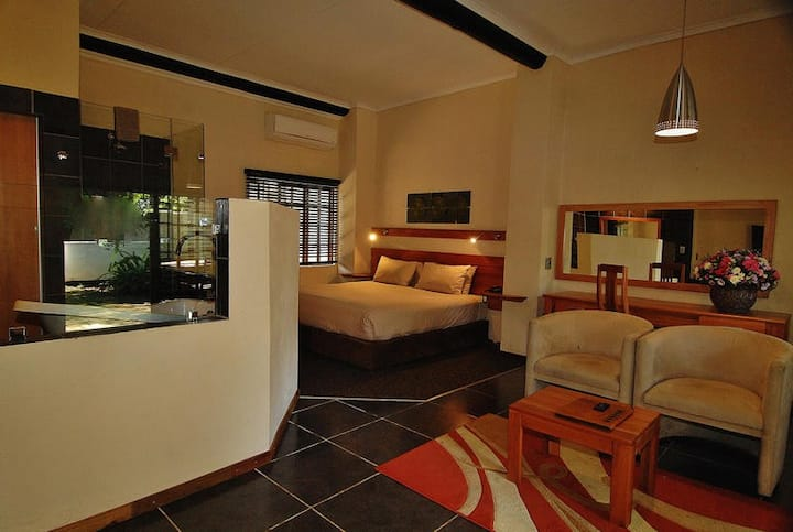 Tzaneen Country Lodge - Deluxe Rooms