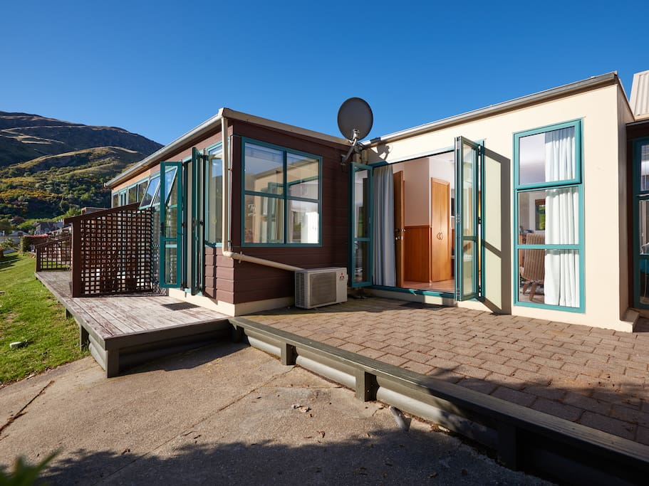 Lake Terrace - Queenstown Holiday Unit