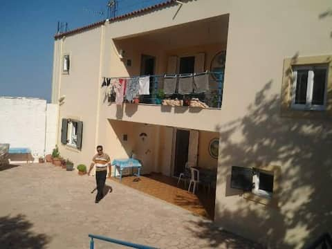 Our place is called Villa Giorgos Bitris.