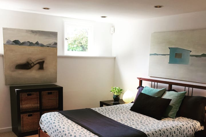 Sweet Garden 1BR (Disinfected!) Rockridge/Temescal