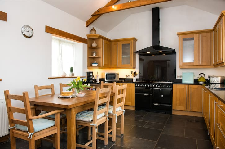 Fabulous 2 Bed Barn. Close to beach &country walks - Bude - Casa