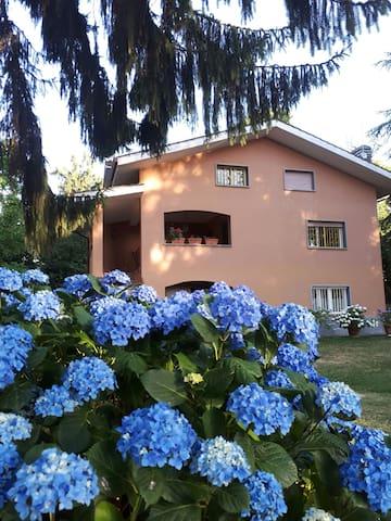 Castelli Romani  intera villa con parco