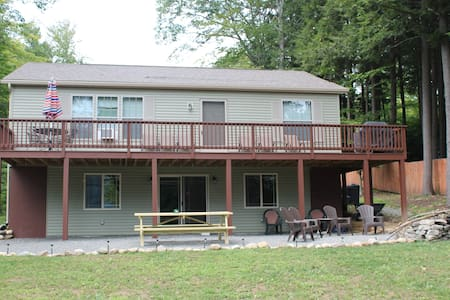 Retreat on Sacandaga- Relax at the lake
