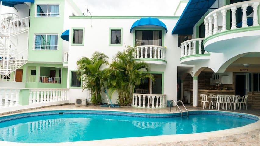 Small Paradaise - Affortables apartaments