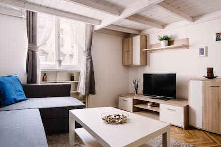 Lovely flat near the city center - Wohnung