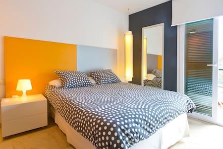 ***DOUBLE BEDROOM WITH BALCONY*** - Son Verí Nou - Haus