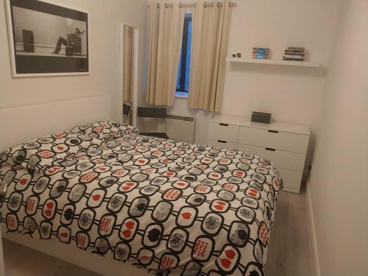 Double bedroom in the heart of Dublin