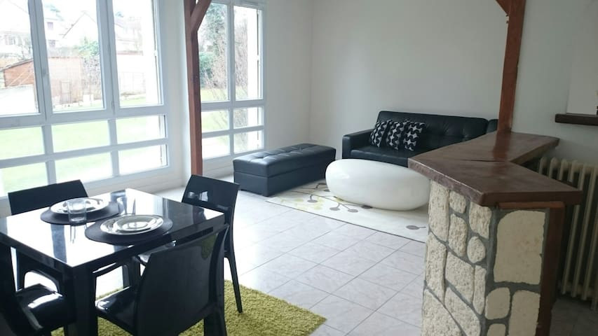 Bright & spacious 2/3 bedrooms flat - Brunoy - Pis