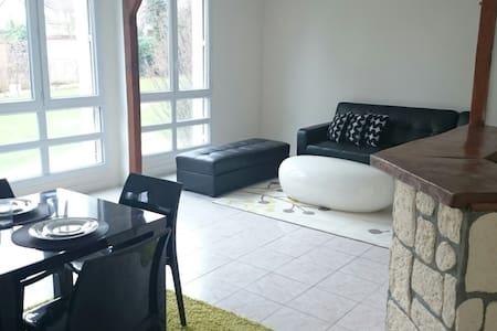 Bright & spacious 2/3 bedrooms flat - Brunoy - Apartment