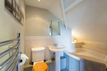 Upstairs Bedroom 4 Ensuite Bathroom