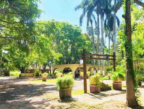Ex Hacienda en Altamira