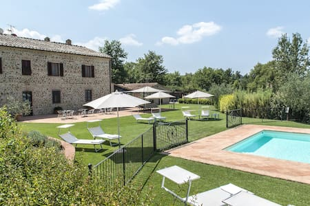 PODERE SANT'EUGENIO 14, Exclusivity Emma Villas - Chiusdino - Villa