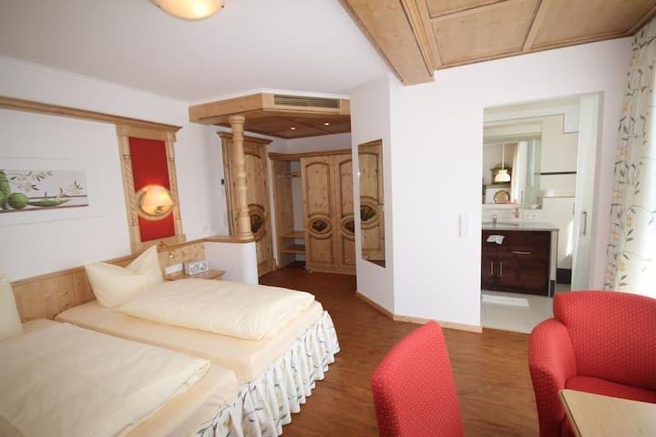 Wellnesshotel Bercher, (Waldshut-Tiengen), Doppelzimmer Exklusiv