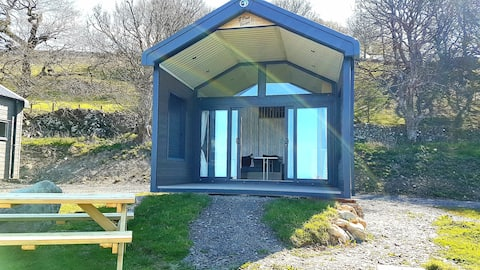 POD3 Family Glamping with seaview(4 pods on site)