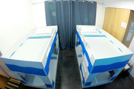 Bohol Blue Horizon Inn - Backpackers Rm. 1 - Tagbilaran - Outro