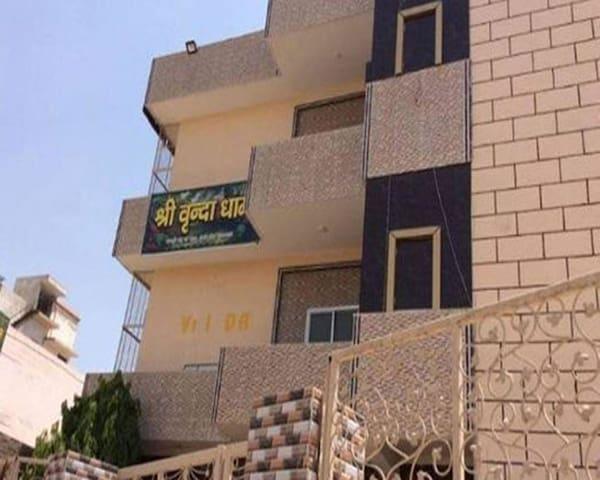 Shri Vrinda Dham Vrindavan - Non AC