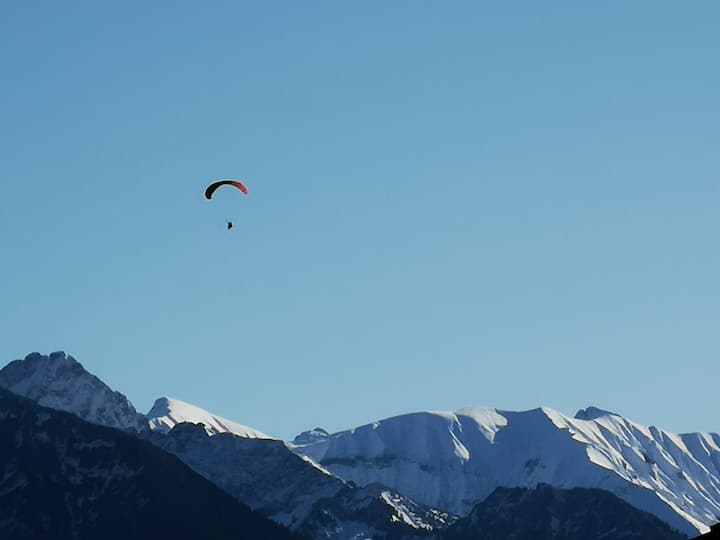 Holidayhome for paragliders