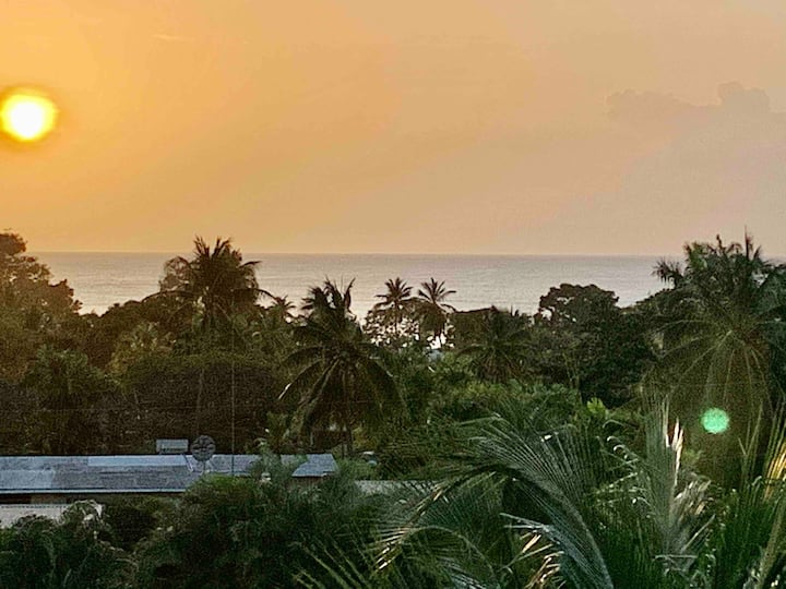 Golden View 1 Bedroom Holetown with Sea Views