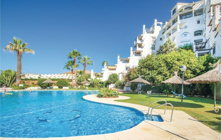Holiday apartment with 2 bedrooms on 81m² in Mijas Costa