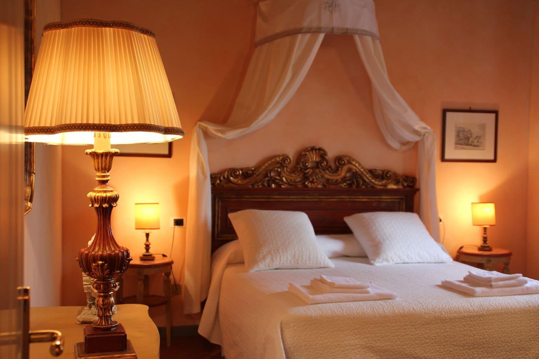 camera dal letto principale