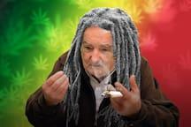 Consumidores de cannabis- rental beds