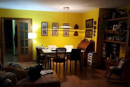 Habitación en Igualada totalmente equipada - Igualada - Lägenhet