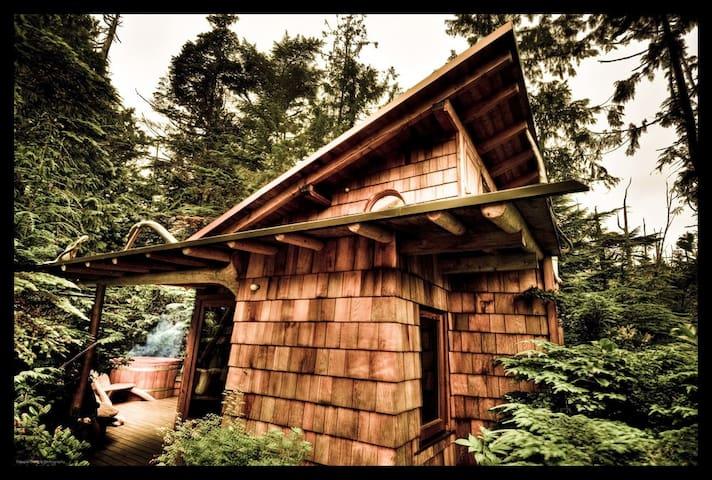 Stargazer Sleeping Loft, Tofino BC - Tofino - Tretopphus