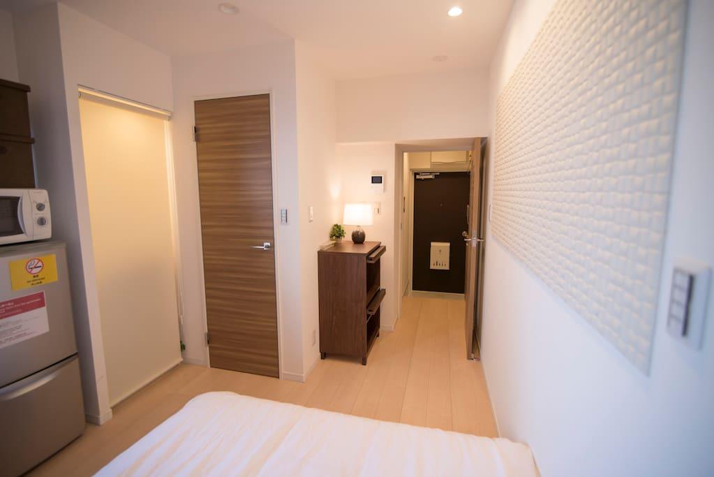 tidy apartment/整潔公寓