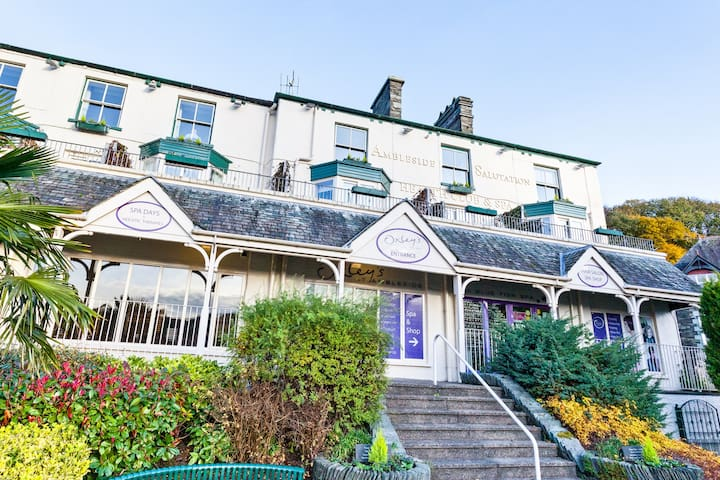 Best Western Ambleside Salutation Hotel - Ambleside - Bed & Breakfast
