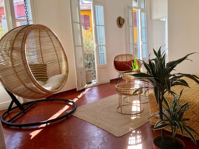 Suite de charme centre Historique Perpignan