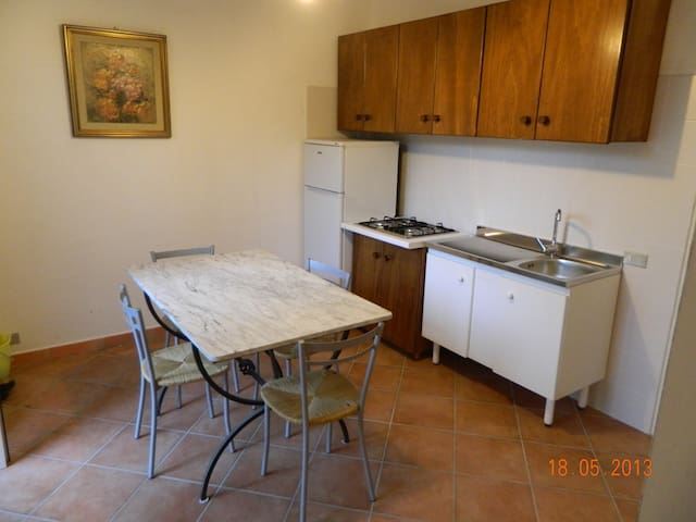 Nice agricultural family resort - Formia - Huis