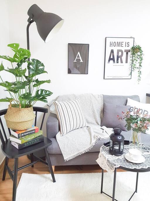 cozy &  Morden design