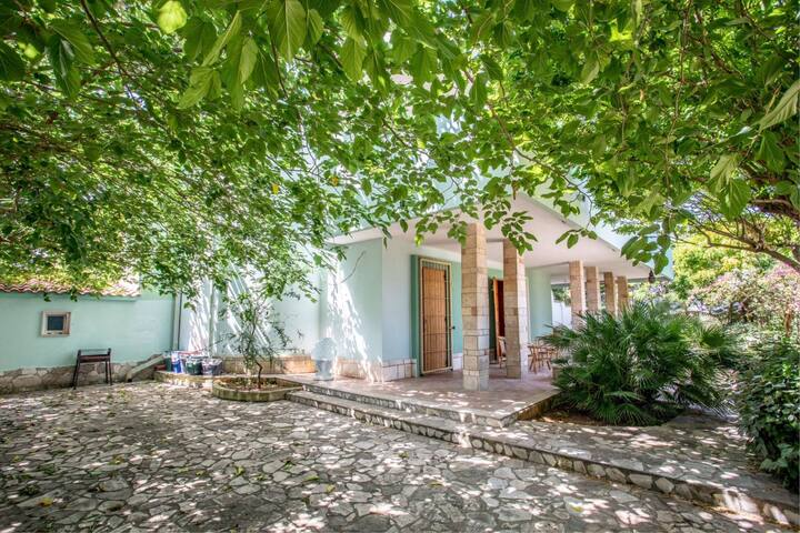 Villa Mediterraneo, Puglia beachfront villa (TL80)