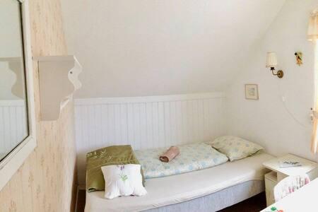 Lofoten Bed&Bike: The Single room TIND