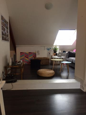 Appartement T1 BIS Nantes centre/ Guist'hau - Nantes - Appartamento